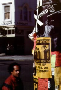 Haight-Asbury, 1969, hippies, peaceful protests, drugs, sex, rock 'n' roll, Noble, Chaos, Brent Green, author